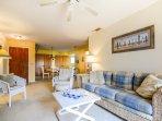 Beautifully decorated, bright and cheery 1 bedroom 1 bath condo.