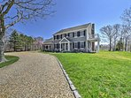 Experience the beauty of Martha's Vineyard from this 3-bedroom, 2.5-bathroom vacation rental house which comfortably...