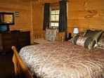 2nd Bedroom w/Satellite TV