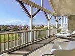 Spacious Screened Deck, Overlooking Golf