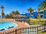 Comunità piscina e piscina per bambini