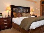 Emerald Lodge Master Bedroom - 5110