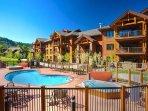 Emerald Lodge Pool