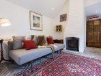 Silverton Cottage snug/bedroom 3