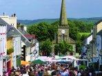 Auld Lammas Fair, Ballycastle