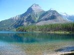 upper Kintla Lake- GNP