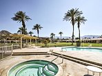 Experience the best of the Palms Springs Desert Resorts region when you stay at this lovely 3-bedroom, 3-bathroom...