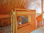 The kids will love the bunks!