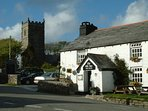 The Old Inn in St Breward