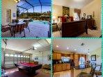 Hawks Nest Villa - Disney Area with Saltwater Pool