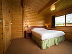 Greetham Valley Self Catering Lodge Double Bedroom