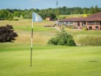 Greetham Valley Golf Course View