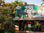 San Diego Zoo houses over 3,700 animals of more than 650 species &subspecies. It's a wonderful place