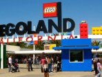 Legoland, CA is a theme park. It has tons of activities for both kids and adults