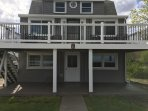 2 bedroom apartment on Scituate Harbor