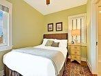 Alternate view of master bedroom.