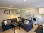 Second Living Room/Kitchen