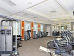 Clubhouse Fitness Center for your use
