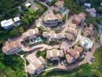 Overhead of Sirenusa Residences