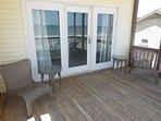 Deck Sitting Area