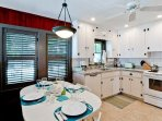 Newly Remodeled Kitchen - Dine In