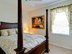 Bedroom 1   Main Floor   Queen Bed