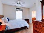 Bedroom 3   Top Floor   Queen Bed