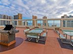 Ocean View Rooftop BBQ