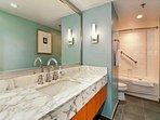 Spacious and Luxurious Bathroom