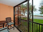 Gulfside Screened Balcony
