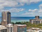 Breathtaking Ocean Views! Watch the Surfers from Your Lanai