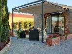 Private corner of relax - Terra di Cortona