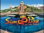 siam park water park in 4 min by car