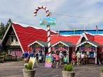 Santa's Village re-opened in 2016 and is now open year-round!  Just 10 min away from our cabin.