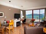 Harrison Beach Hotel Junior Suite + Balcony (Lake View)