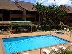 Kihei Bay Vista C105 Pool And Hot Tub