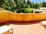 Villa Cicada - The Master Bedroom With En-suite Bathroom & Terrace