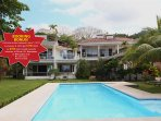 14 Bedroom Beach Front! - Amazing House/Estate