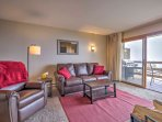 The property is ideal for up to 4 guests.