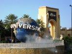 Universal Studios 30 minutes