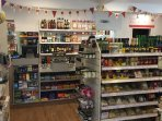 Our village shop sells almost everything!