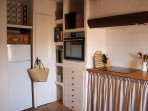 Traditional provencal kitchen