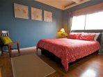 'Swedish Room', Main Level, Queen bed, no stairs. View