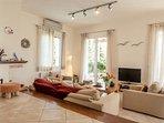 Villa 1 - Living room