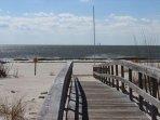 Dunes Beach Access