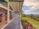 Ocean Bluff Home on the Hamakua Coast ~ Great for Families!