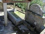 Antiguo lavadero en Raxó