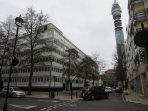 The Building and the nearby BT Tower