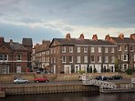 The Riverside York, part of a Victorian terrace in the heart of historic York.