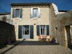 Clos Vieux Rochers Vineyard Gites The Cottage